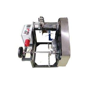 cable spooling machine /wire coiling winder machine /wire winding machine