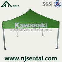High Waterproof Professional Outdoor Trade Show outdoor awning screen/portable aluminum carpo/polyester gazebo manufactuer