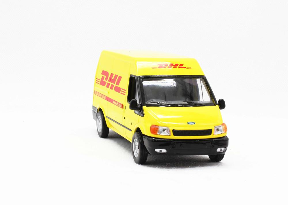 Ford DHL auto modell 1:32