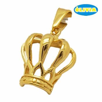 048e679711ff6 European And America Luxury Gold King Crown Imperial Locket Pendant - Buy  Crown Locket Pendant,Gold Crown Necklace,King Crown Pendant Product on ...