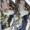 Wholesale custom made private label single car seat headrest cover