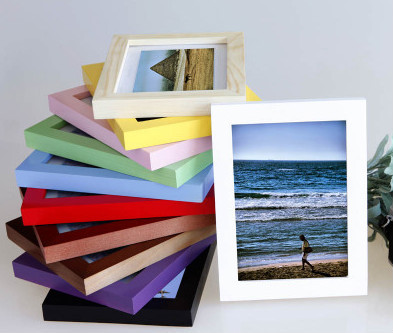 China Alibaba Colourful Plastic Picture Frame 4x6 5x7 6x8 8x10 3x3 ...