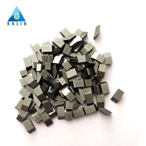 Cemented tungsten wolfram yg8 carbide saw teeth