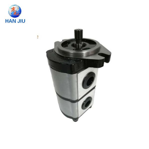 CAT hydraulic gear pump CBT-F4 Double gear pump