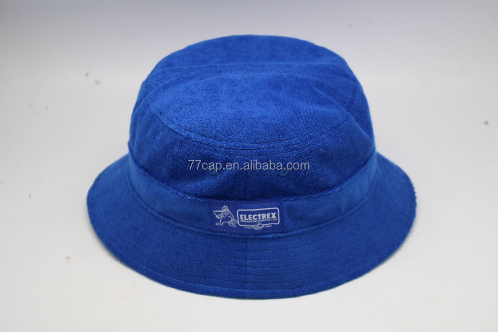 Cool Blank Terry Cloth Bucket Hat Terry Towel Bucket Hat - Buy Terry ... 653ce9f5587