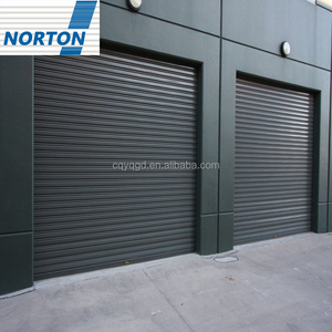 Factory Direct Sale Low Price Commercial Aluminium Rolling Shutter