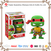 Dashboard Bobble Head Figurine Polyresin Animal Cartoon Bobble Head Custom Teenage Mutant Ninja Turtles Resin Bobble Head