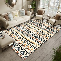 high quality durable polyester felt carpet stock large area rugs for living room carpet or indoor bedroom carpet modern