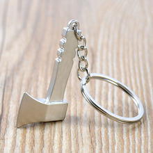 Creative Cute Axe Hatchet Style Pendant Keychain Tool Toy