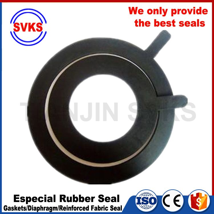 Various size modern professional graphite bronze filled rubber gaskets