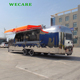 WECARE custom made 8 meters best price chinese food truck for sale Dubai