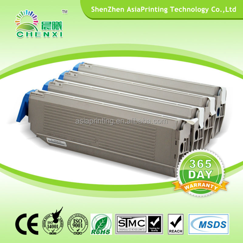 Compatible Color toner cartridge for OKI C9500