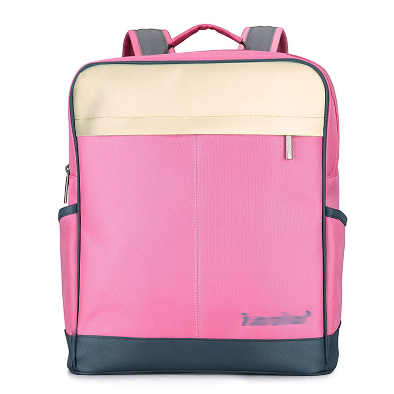 Hot Sale Durable Capacity Multifunctional Backpack Mummy Bag Waterproof Wearable Breathable Fashion Mom Baby Care Bag WJ0174