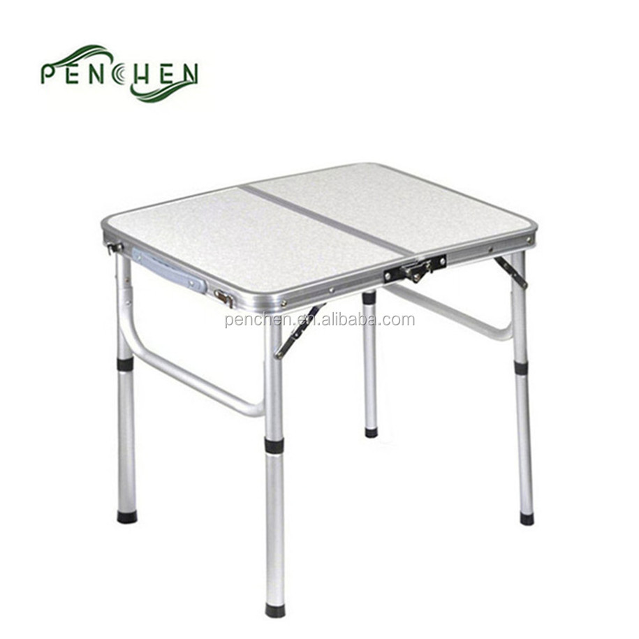 Aluminum Picnic Adjule Small Folding Table Product On Alibaba