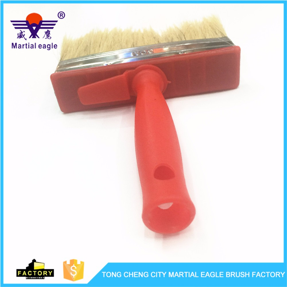 3x14 synthetic fiber bristle hair ceiling brush/wall cleaning brush