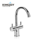 Hot sanitary ware cheap price two in one tap 3 way sink faucet brass single handle taps water kitchen mixer