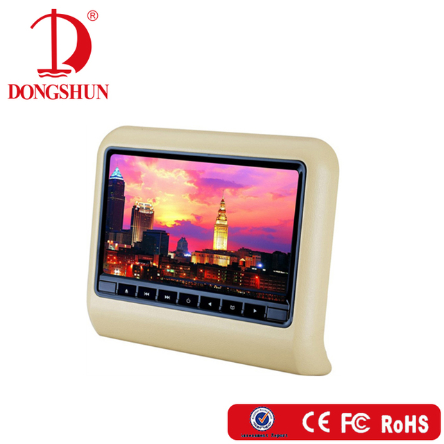 in car 9inch portable dvd player for kids in car with usbsd