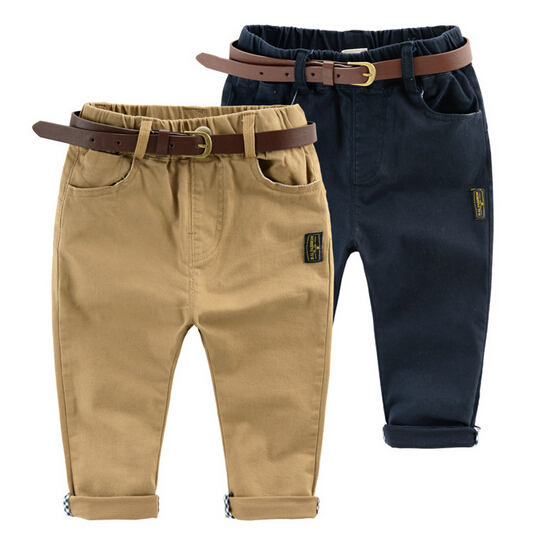 new model jeans pants kids to china kids clothes boy's pants