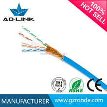 Factory ftp cat6 passing fl uke testing network cable