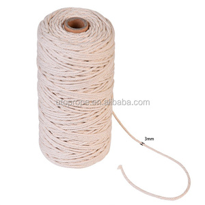 1 mm 10 m Waxed Cotton Cord for Bracelet