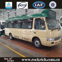 Dongfeng New 7M Electricity Right Hand Drive Bus