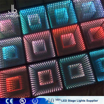 Led Glass Dance Floor Infinity 3d Flooring Prices