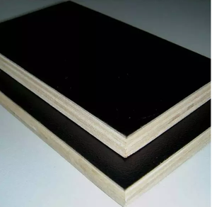 4x8 poplar core Waterproof 18mm marine back film plywood