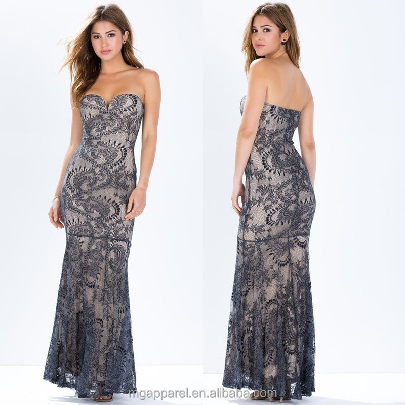 Latest Gown Designs Ladies Long Evening Party Wear Evening Gown ...