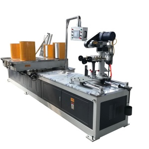 New high production tissue paper tube making machine core rolling machine