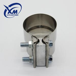 Professional Chinese Factory Preformed Lap Joint Exhaust band clamp