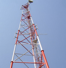 Mobile signal steel telecom wifi tower