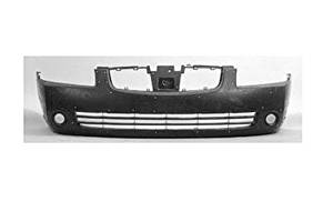 Crash Parts Plus Front Bumper Cover for 2004-2006 Nissan Sentra NI1000216