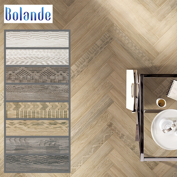 Wood Effect Porcelain Floor Tiles >> Matte Finish Non Slip Wooden Ceramic Parquet Tile Beige Brown Yellow Grey Wood Effect Porcelain Floor Tiles Buy Best Wood Look Tile Flooring Ceramic
