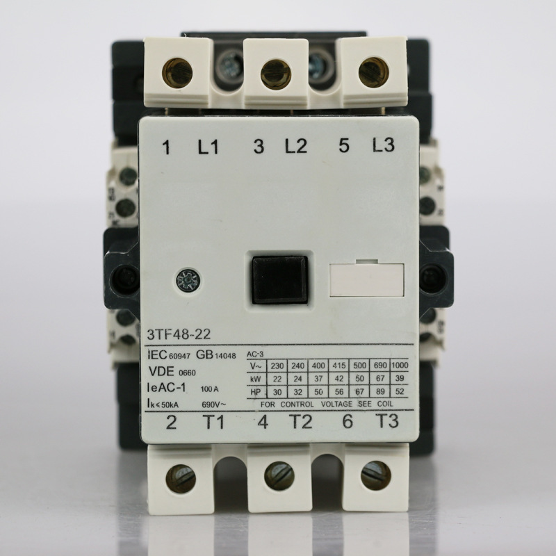 3tf48 75a 3p Contactor 220v380v110v