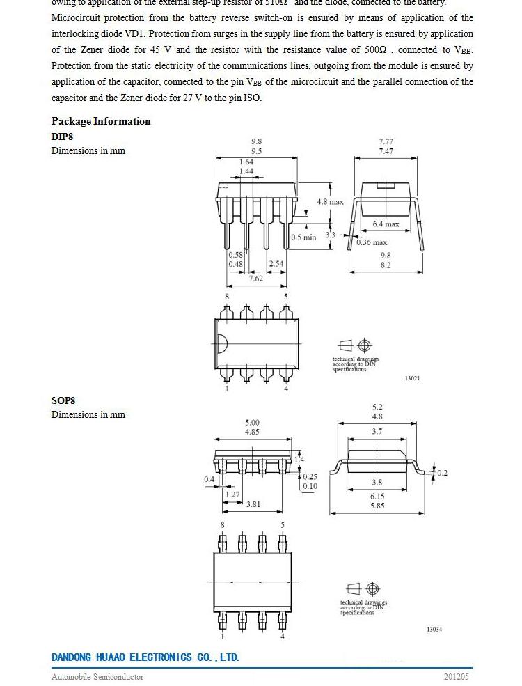 Automotive K Line Interface Integrated Circuit Mc33290ef - Buy  Automotive,Integrated Circuit,Mc33290ef Product on Alibaba com