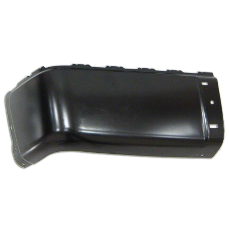 PTM NSF GM1104151 Left Bumper Extension Outer for Chevroletado, GMC Sierra