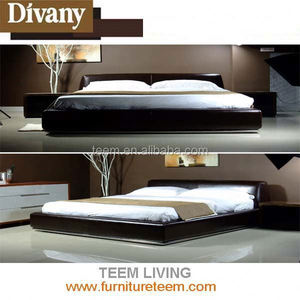 kingsize simple bed gold suppliers bed