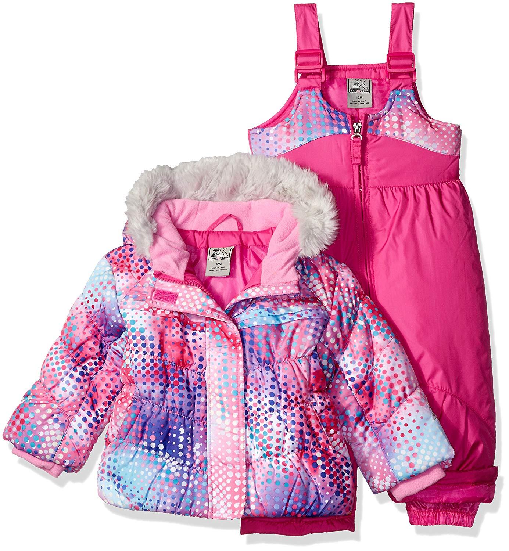 1057704cd Cheap Girls Snowsuit