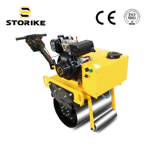 Cheap Price Manual Type Diesel Type Vibrating Road Roller Compactor Not Bomag