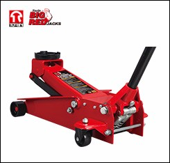 TR Torin 2.5Ton Quick Lift Trolley Jack
