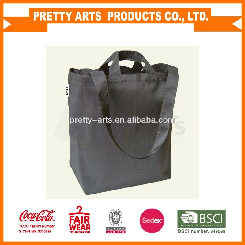 2017 BSCI SEDEX 4 P recycled pet bag