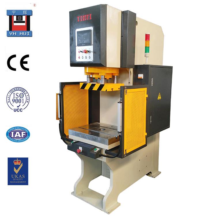 2017 New Design 50 Ton C Frame Hydraulic Press Machine