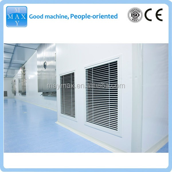 LCD Production Modular Class 100 Clean Room Cleanroom