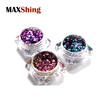 Cosmetics colorful flakes chameleon powder color change glitter eyeshadow makeup