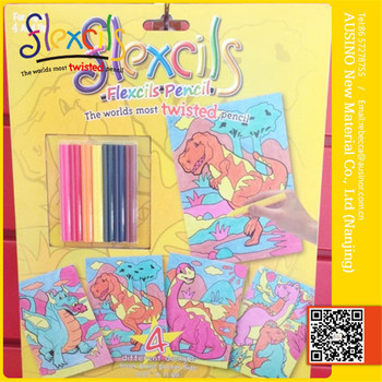 flexcils diy coloring book flexible penci - Diy Coloring Book