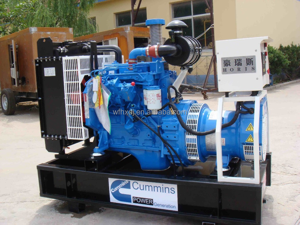low rpm diesel engin generator factory price with 1500/1600 rpm