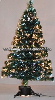 7ft Christmas Fiber Optic Tree - Buy Holiday Time Fiber ...