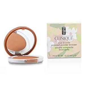 Make Up-Clinique - Powder - True Bronze Pressed Powder Bronzer-True Bronze Pressed Powder Bronzer - No. 03 Sunblushed-9.6g/0.33oz