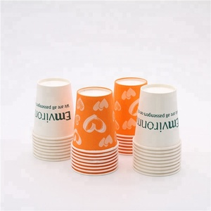 Factory direct sale pe coated paper cup price in kerala