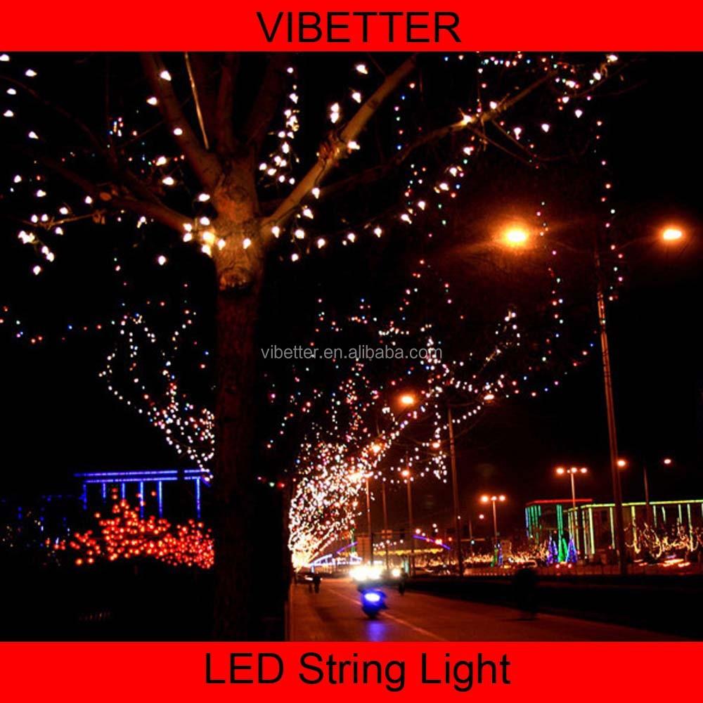 Dragonfly Cool White LED String